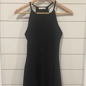 Olivia Rae Black A Line Dress